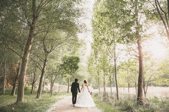 fotografo boda navarra cintruenigo forester 75 Itziar + Gorka | Boda en el bosque