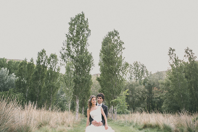fotografo boda navarra cintruenigo forester 78 Itziar + Gorka | Boda en el bosque