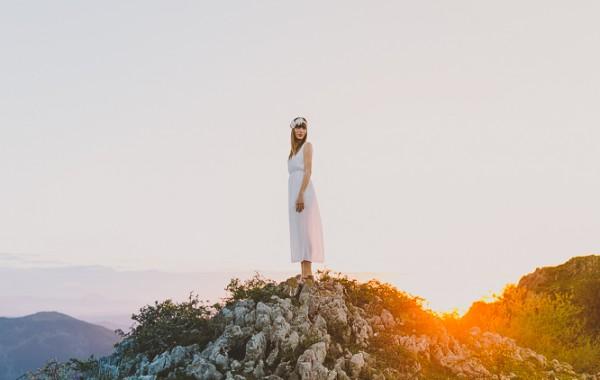 Ziortza | Sesión inspiración boda intima