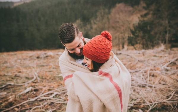 Ana + Ander | Sesión de pareja en Oiz