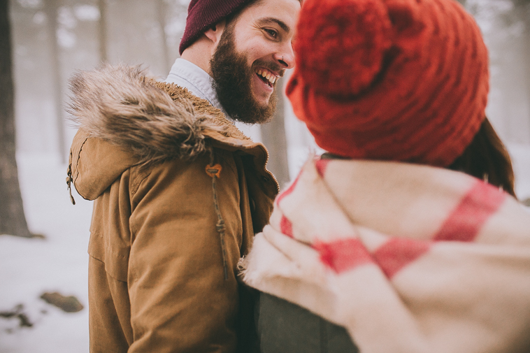 fotografo pre boda vizcaya bizkaia41 Ana + Ander | Sesión de pareja en Oiz