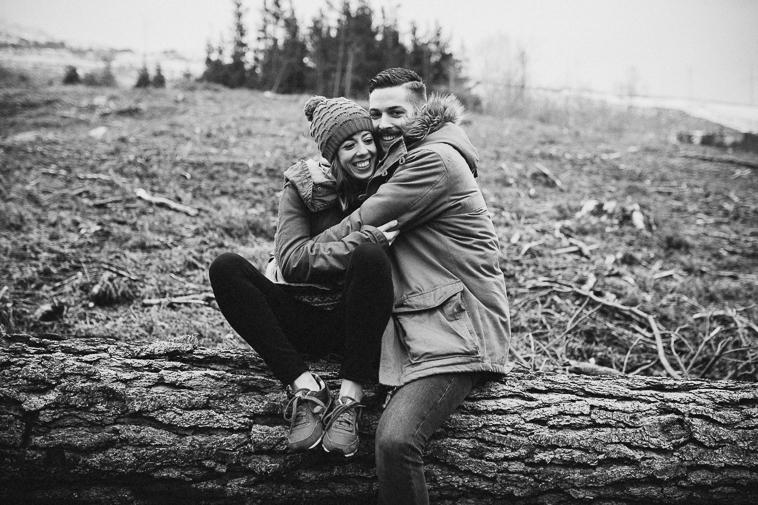 fotografo pre boda vizcaya bizkaia7 Ana + Ander | Sesión de pareja en Oiz