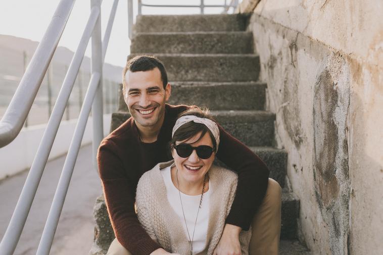 fotografo de boda getxo 58 Elixabete & Haritz | Sesión de pareja en Getxo