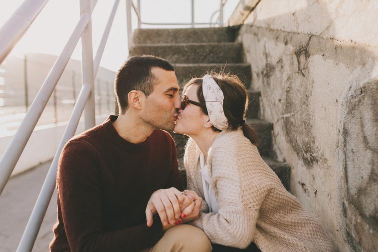 fotografo de boda getxo 59 Elixabete & Haritz | Sesión de pareja en Getxo