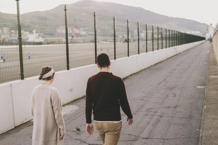 fotografo de boda getxo 70 Elixabete & Haritz | Sesión de pareja en Getxo