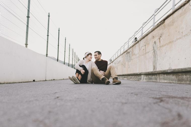 fotografo de boda getxo 72 Elixabete & Haritz | Sesión de pareja en Getxo