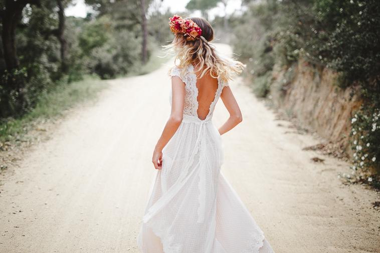 immacle barcelona forester fotografo bodas 27 Sesión de inspiración de novia boho