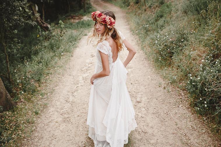 immacle barcelona forester fotografo bodas 34 Sesión de inspiración de novia boho