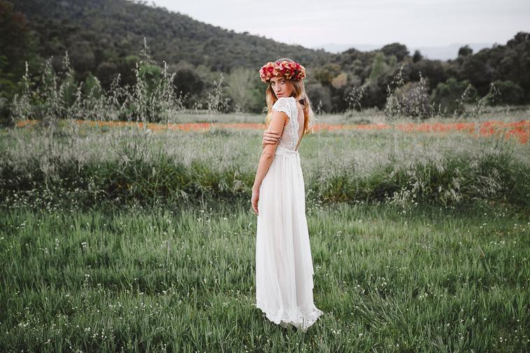 immacle barcelona forester fotografo bodas 49 Sesión de inspiración de novia boho