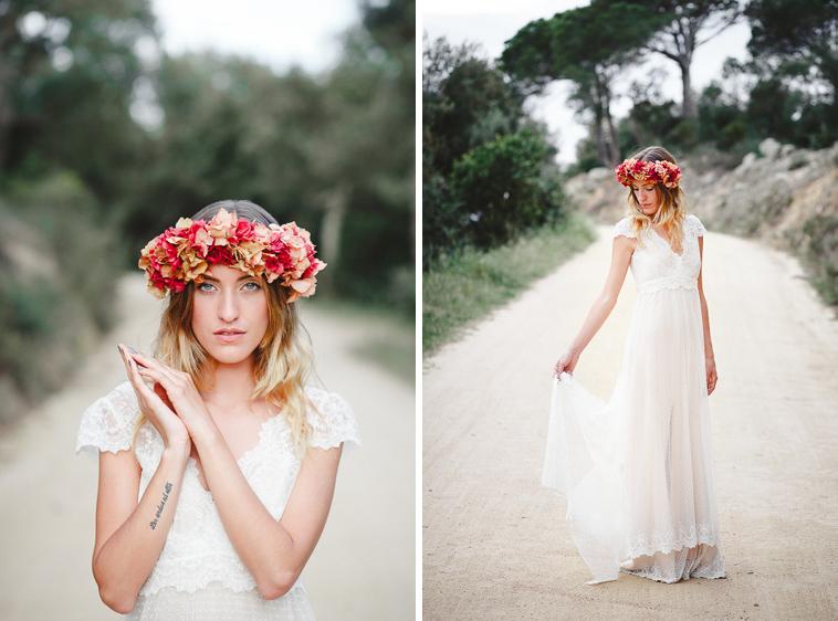 immacle barcelona forester fotografo bodas 61 Sesión de inspiración de novia boho