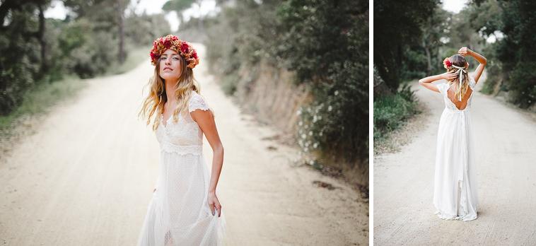 immacle barcelona forester fotografo bodas 62 Sesión de inspiración de novia boho