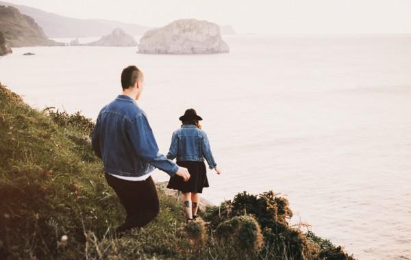 Maider & Gorka | Sesion de pareja en Bermeo