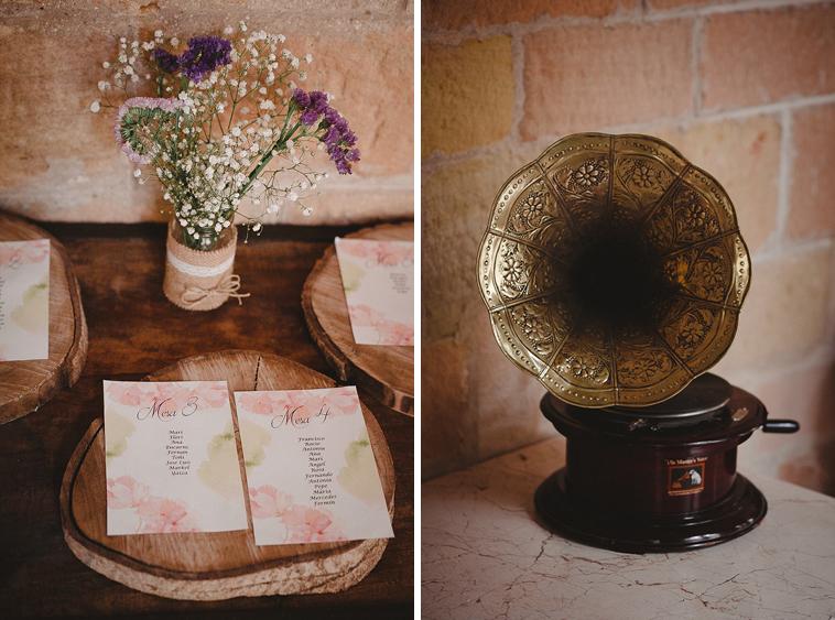 boda monasterio del espino detalle Nuria & Mikel | Boda en el Monasterio del Espino