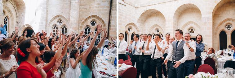 boda monasterio del espino fiesta 3 Nuria & Mikel | Boda en el Monasterio del Espino