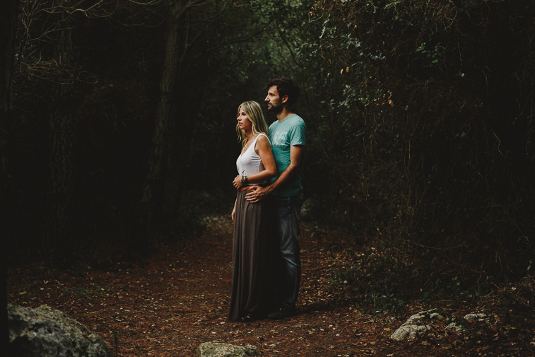 fotografo de bodas gernika 11 Aintzane & Xabi | Preboda en Laga   Ogoño