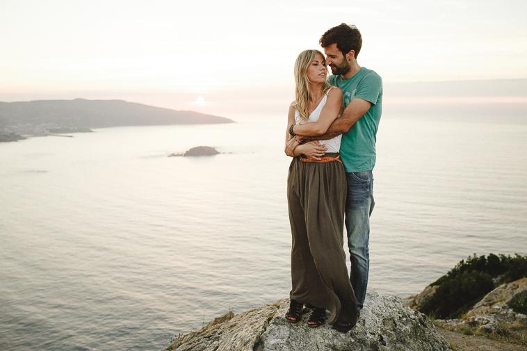 fotografo de bodas gernika 12 Aintzane & Xabi | Preboda en Laga   Ogoño