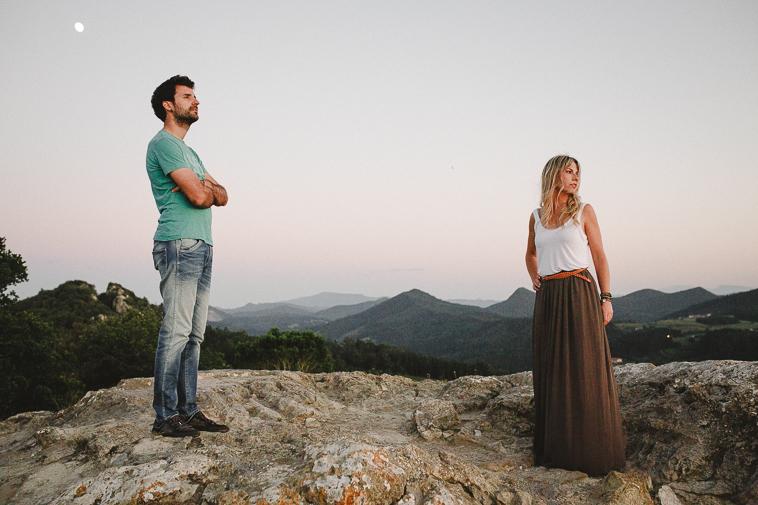 fotografo de bodas gernika 30 Aintzane & Xabi | Preboda en Laga   Ogoño