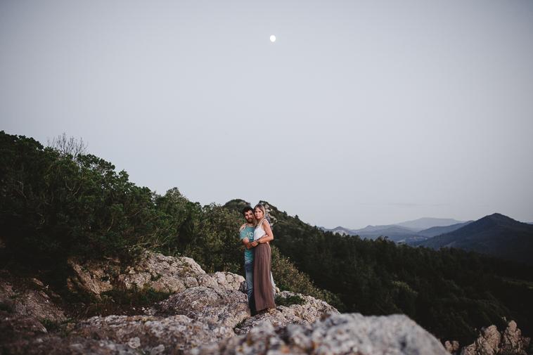 fotografo de bodas gernika 36 Aintzane & Xabi | Preboda en Laga   Ogoño