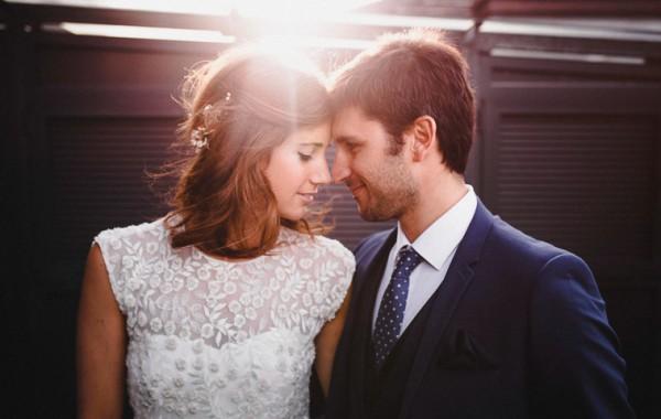 Post boda en San Sebastian