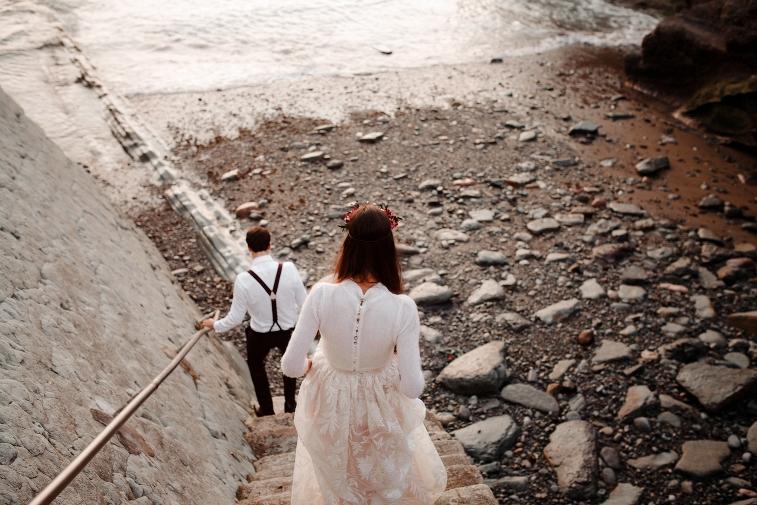 mirenasier forester fotografos de boda 59 Postboda en Zumaia | Vestido de novia Alicia rueda