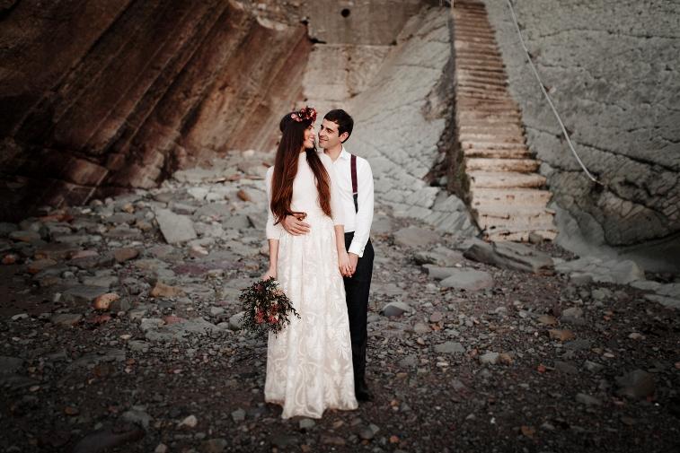 mirenasier forester fotografos de boda 61 Postboda en Zumaia | Vestido de novia Alicia rueda
