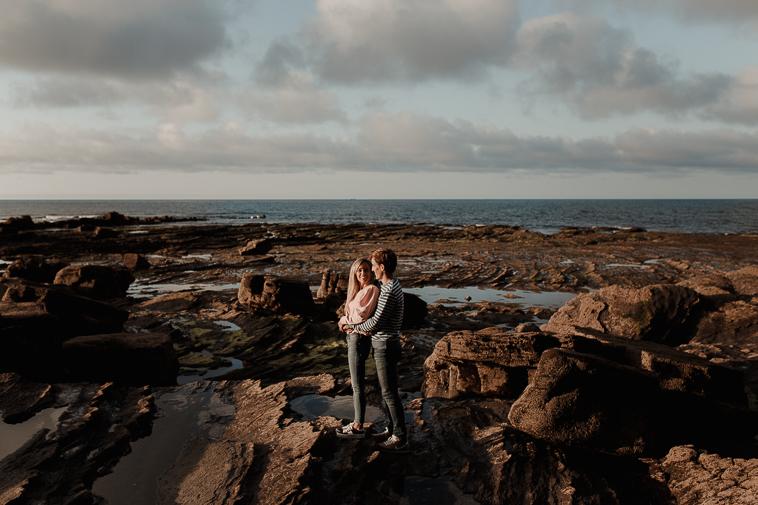 fotografos de bodas bilbao 27 Pre boda en la playa de Ogeia