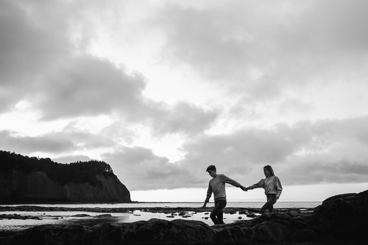 fotografos de bodas bilbao 49 Pre boda en la playa de Ogeia