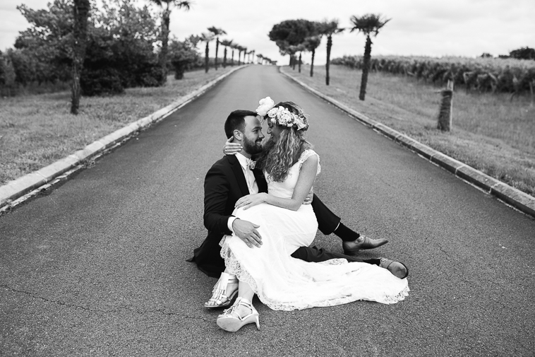 france wedding photographer 155 Boda tropical en Burdeos