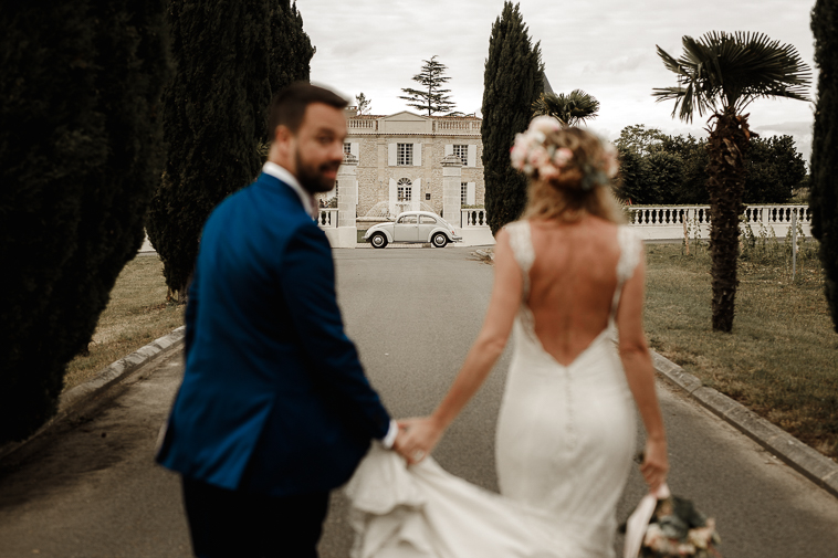 france wedding photographer 158 Boda tropical en Burdeos