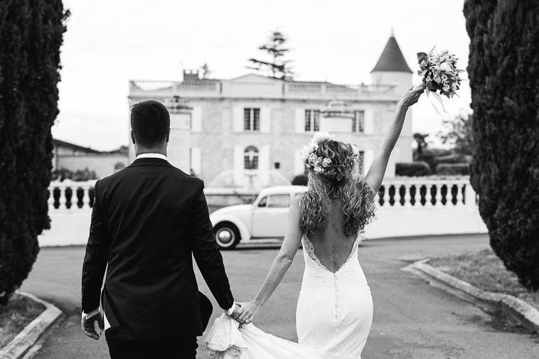 france wedding photographer 159 Boda tropical en Burdeos