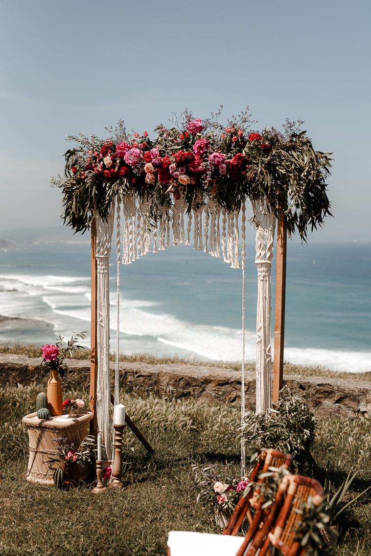 boda en la costa 1 Lara & Patxi | Boda surfera en Barrika