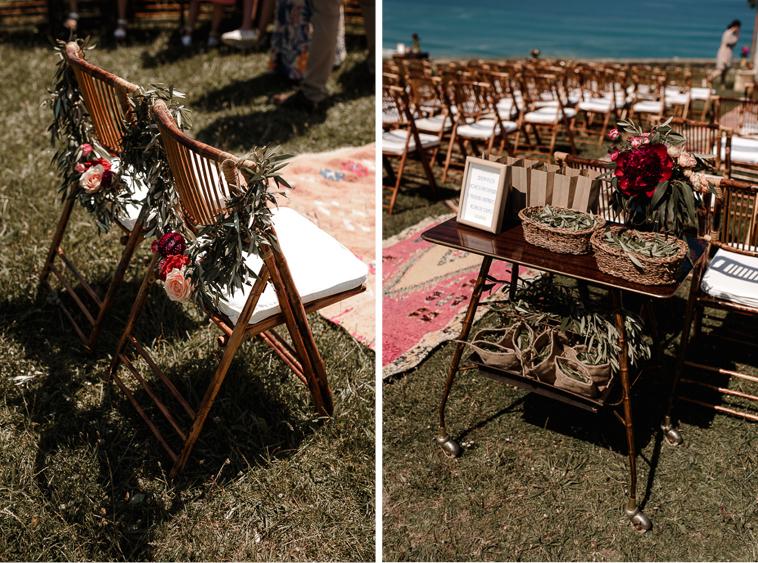 boda en la playa euskadi 1 Lara & Patxi | Boda surfera en Barrika