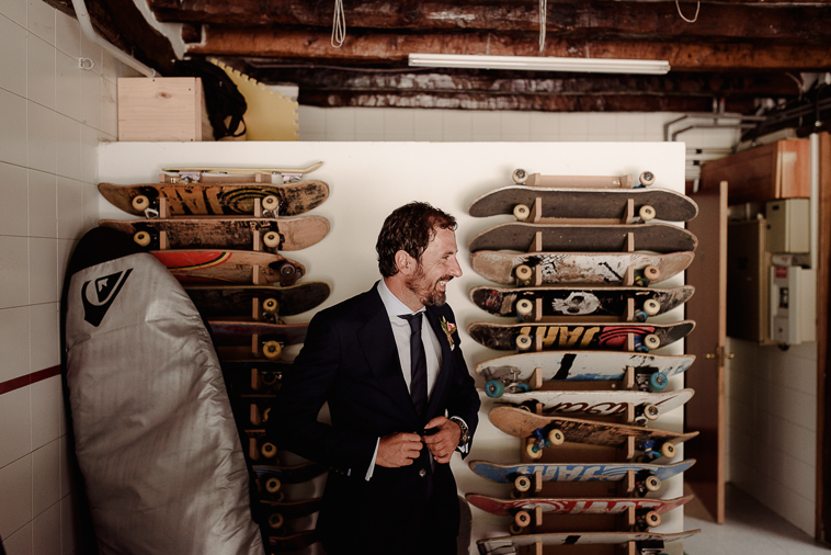 fotografo de bodas bilbao 222 Lara & Patxi | Boda surfera en Barrika