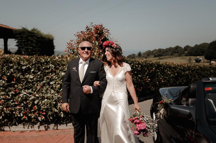 fotografo de bodas bilbao 388 Lara & Patxi | Boda surfera en Barrika