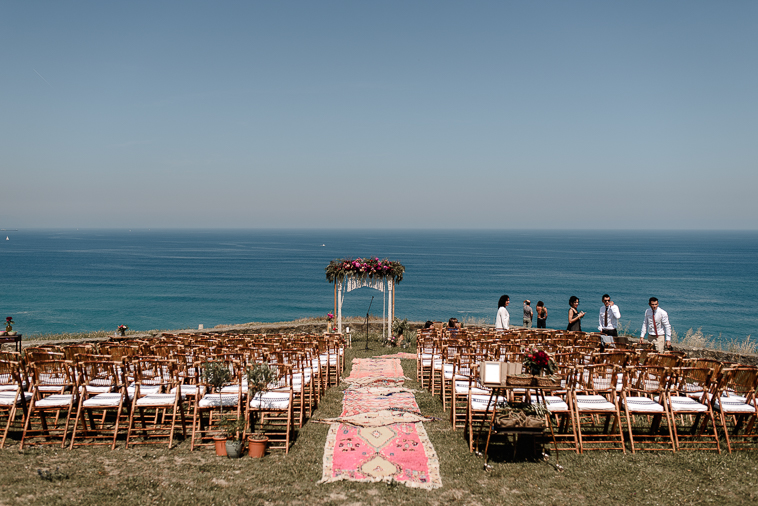 fotografo de bodas bilbao 395 Lara & Patxi | Boda surfera en Barrika