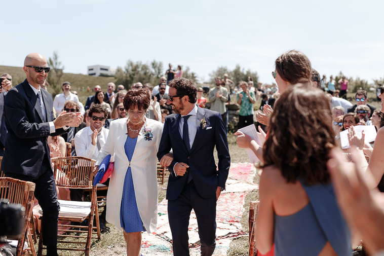fotografo de bodas bilbao 552 Lara & Patxi | Boda surfera en Barrika
