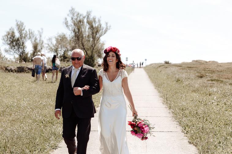 fotografo de bodas bilbao 572 Lara & Patxi | Boda surfera en Barrika