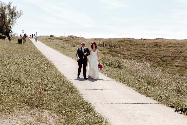 fotografo de bodas bilbao 573 Lara & Patxi | Boda surfera en Barrika