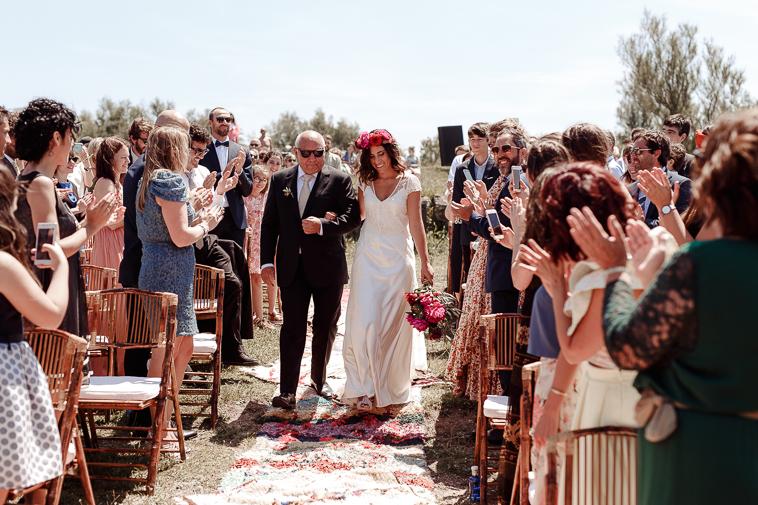 fotografo de bodas bilbao 583 Lara & Patxi | Boda surfera en Barrika