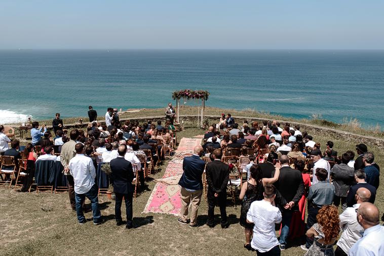 fotografo de bodas bilbao 601 Lara & Patxi | Boda surfera en Barrika