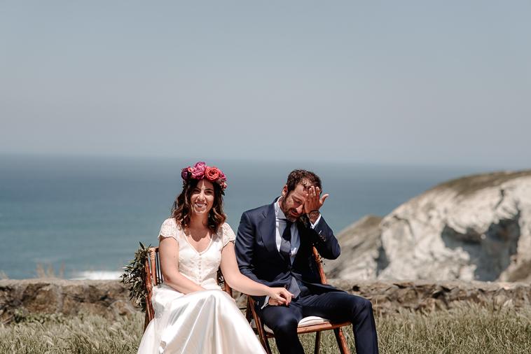 fotografo de bodas bilbao 628 Lara & Patxi | Boda surfera en Barrika