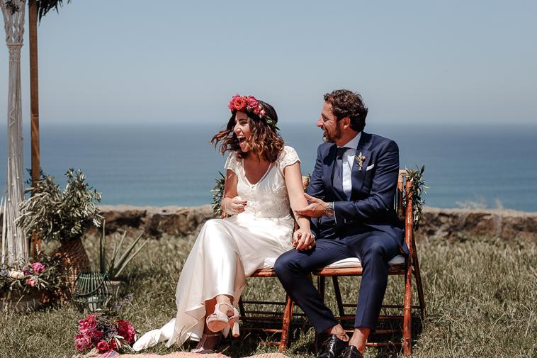fotografo de bodas bilbao 681 Lara & Patxi | Boda surfera en Barrika