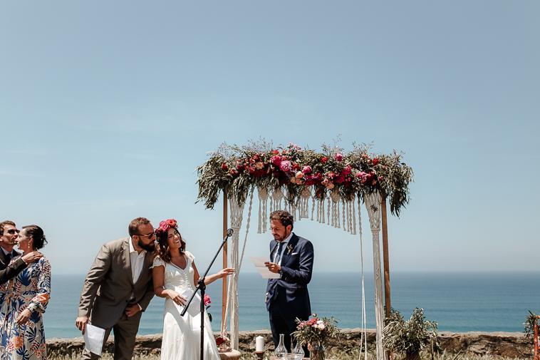 fotografo de bodas bilbao 695 Lara & Patxi | Boda surfera en Barrika