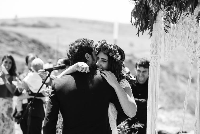 fotografo de bodas bilbao 724 Lara & Patxi | Boda surfera en Barrika
