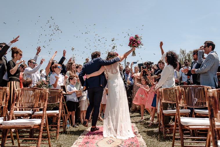 fotografo de bodas bilbao 751 Lara & Patxi | Boda surfera en Barrika