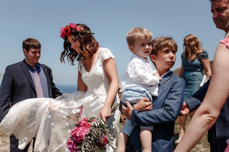 fotografo de bodas bilbao 771 Lara & Patxi | Boda surfera en Barrika