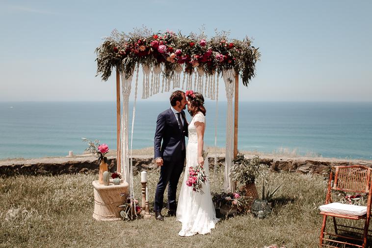 fotografo de bodas bilbao 799 Lara & Patxi | Boda surfera en Barrika