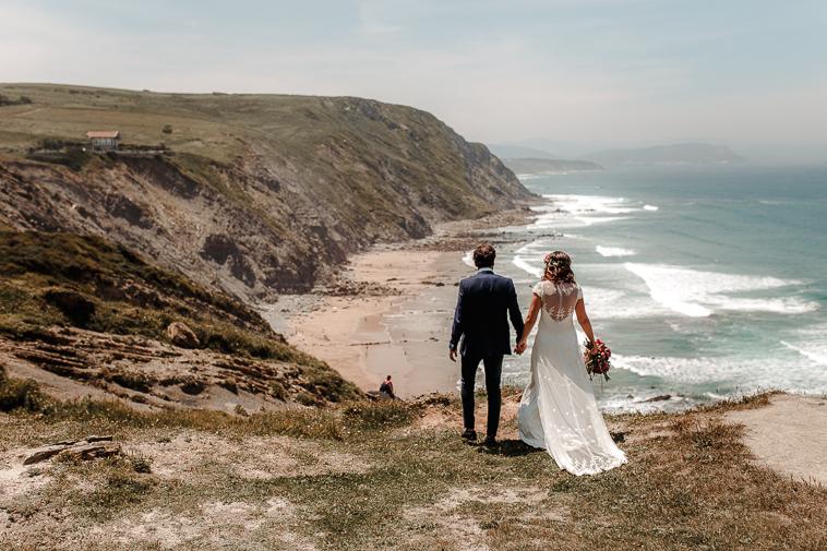 fotografo de bodas bilbao 805 Lara & Patxi | Boda surfera en Barrika