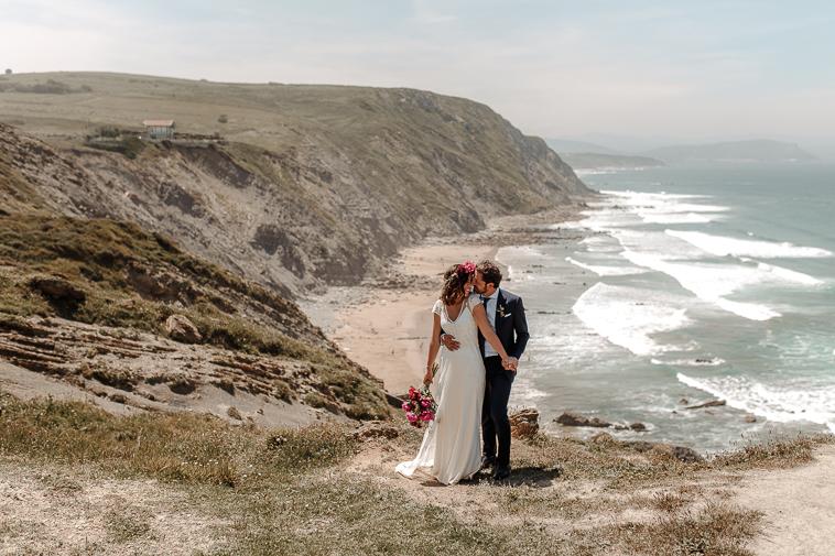 fotografo de bodas bilbao 807 Lara & Patxi | Boda surfera en Barrika