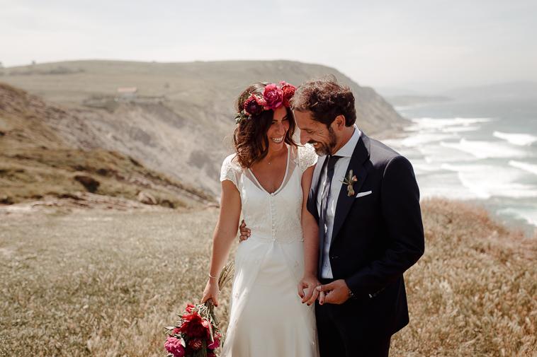 fotografo de bodas bilbao 817 Lara & Patxi | Boda surfera en Barrika
